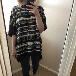 Women's Oversized Sweater by Jack by BB Dakota